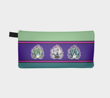 Colorful Sheep Nudibranch Trio Pencil Case/Small Bag