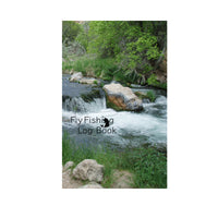 Fly Fishing Log book - Fly Fishing Journal/Logbook