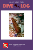 Sea Hare Scuba Dive Log Book - Diving Journal/Logbook