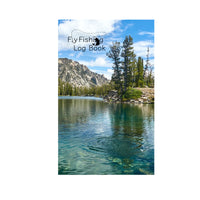 Sawtooth Mountain Fly Fishing Log book - Fly Fishing Journal/Logbook