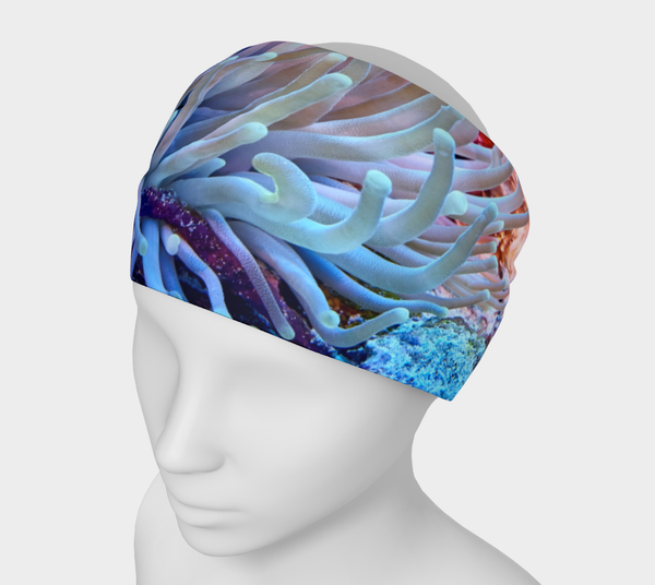 Giant Anemone Headband/Hair Bandeau