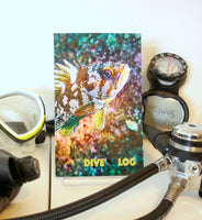 Rockfish Scuba Dive Log Book - Diving Journal/Logbook