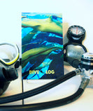 Kelp Fronds Scuba Dive Log Book- Diving Journal/Logbook