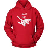 Real Life Mermaid Scuba Diver Hoodie Sweatshirt