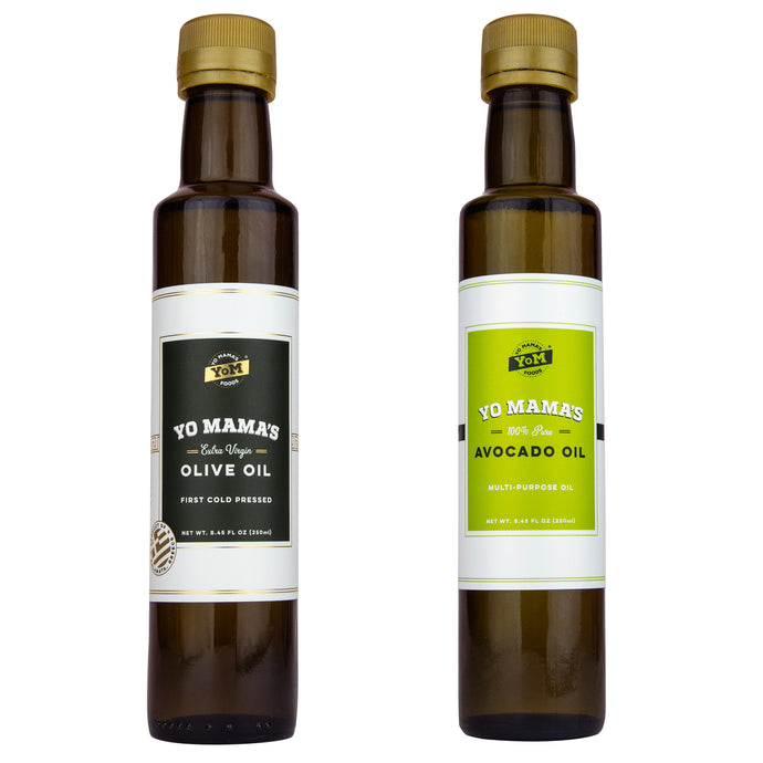 Olive & Avocado Oils