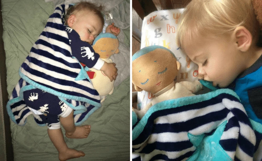 """Lulla doll has turned my nighttime nightmare into a dream"" - Jody's story"