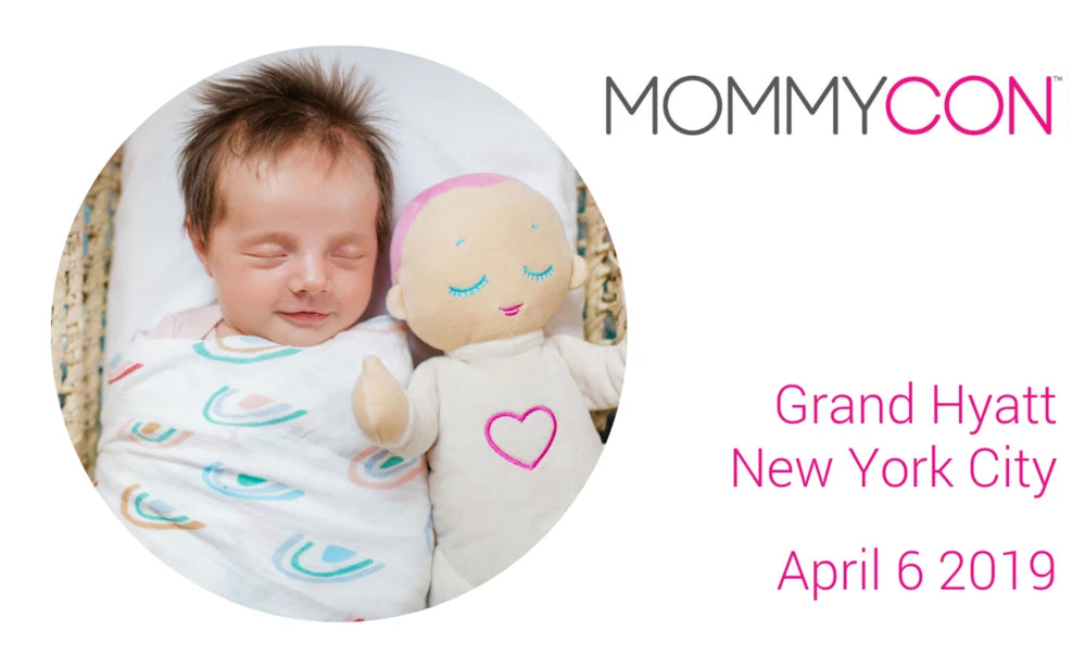 Lulla Doll is attending MommyCon NYC