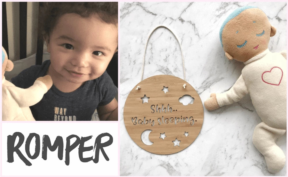 """This Genius ""Sleep Companion"" Doll FINALLY Got My Toddler To Sleep Through His Naps"" - Angie's Story"