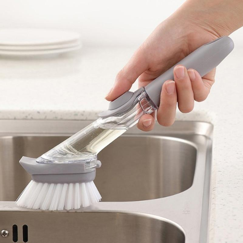 Cleaning Brush Scrubber - The Brotherhood shop