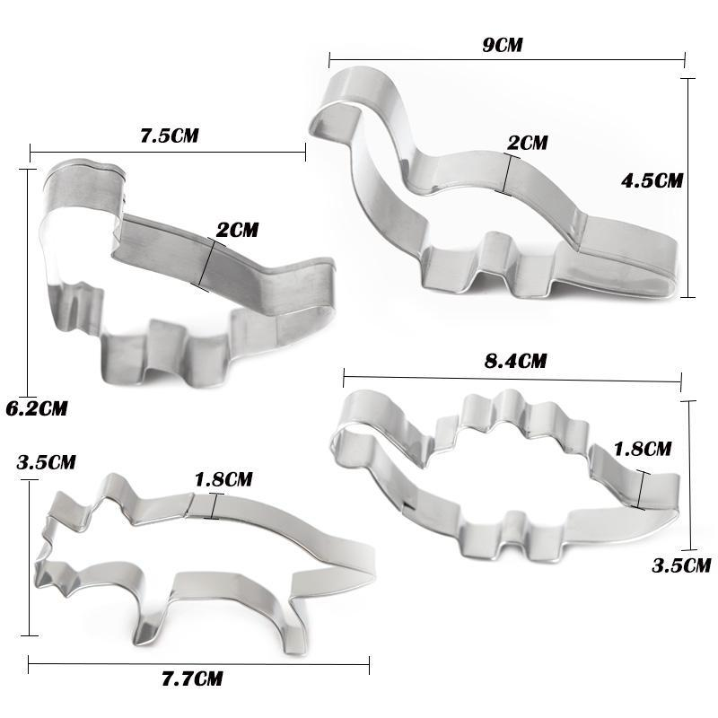 Dinosaur Cookie Cutter - The Brotherhood shop