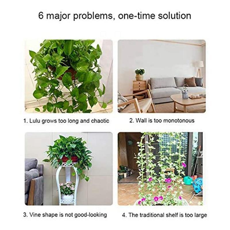 Plant Climbing Wall Fixture 50 PCS - The Brotherhood shop