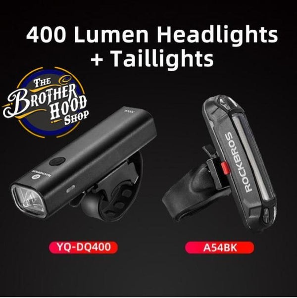 400L Bike Heading Light - The Brotherhood shop