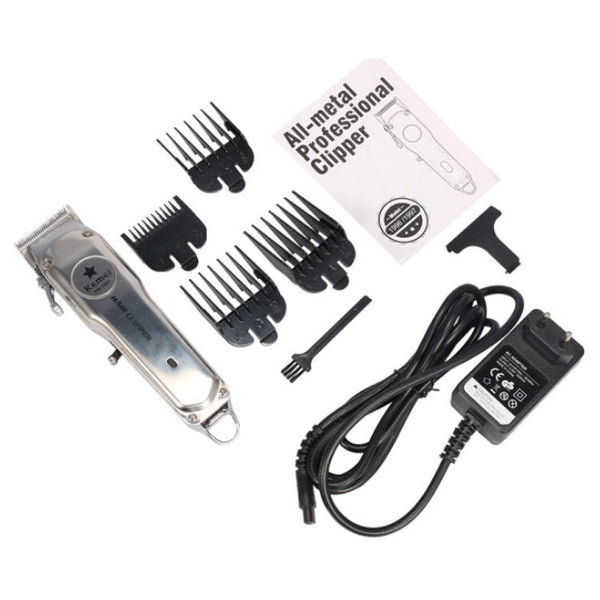 All Metal Professional Hair Trimmer for Men - The Brotherhood shop