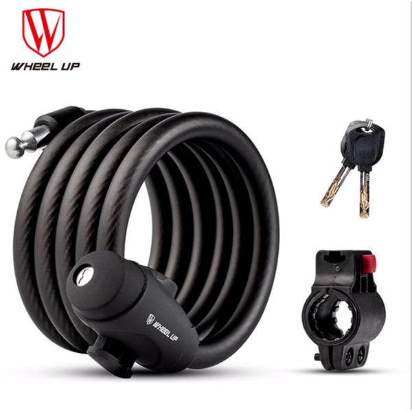 Anti Thief Bike Lock Steel Wire - The Brotherhood shop