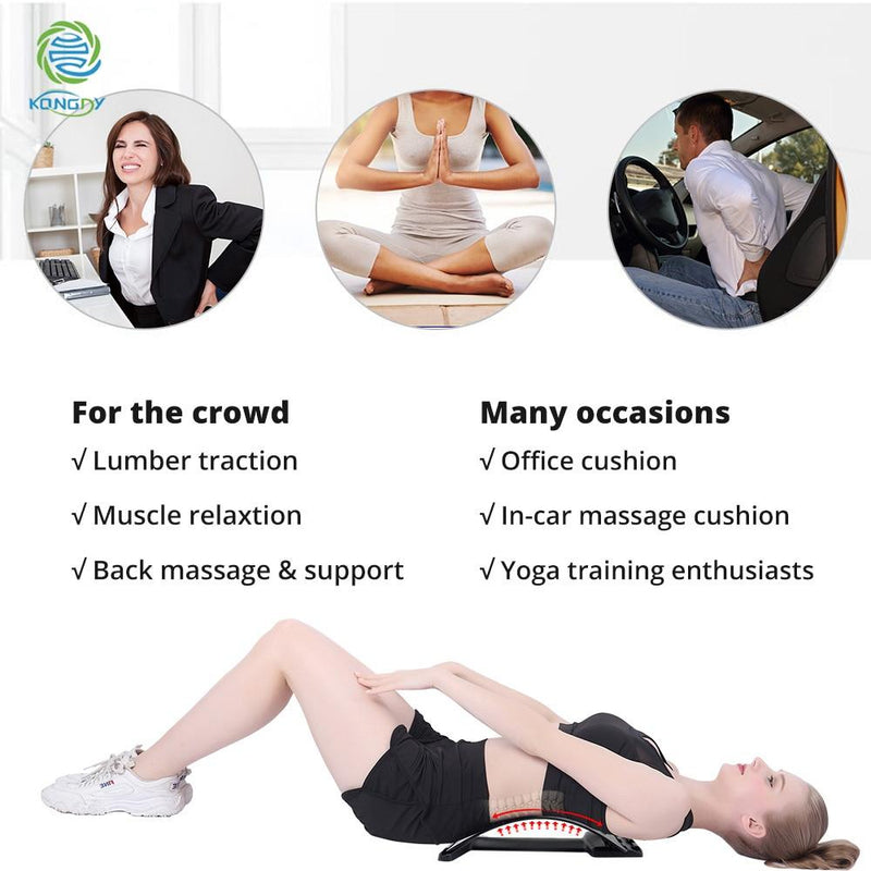 Back Lumbar Support Stretcher - The Brotherhood shop