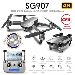 Camera Drone - 4K HD Adjustable Drone - GPS - The Brotherhood shop