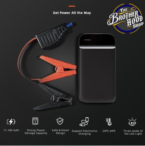 Car Jump Start Battery - The Brotherhood shop