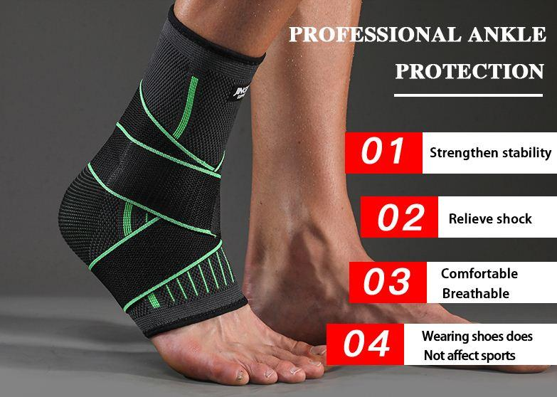 Compression Ankle Sleeve Brace - The Brotherhood shop