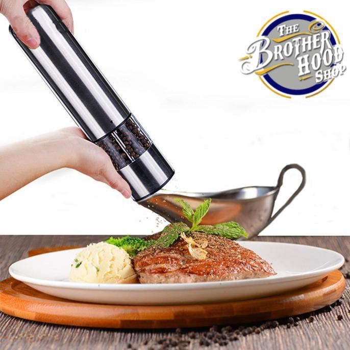 Electric Spices Grinder - Portable Spice Crusher - Kitchen Electric USB Grinder - The Brotherhood shop