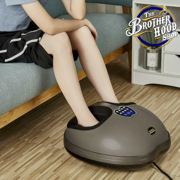 Foot Massager with Heat Pads - The Brotherhood shop