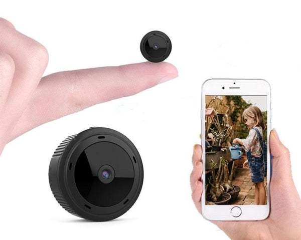 Full HD Mini Camera - Night Vision IP Mini Camera - Live Stream Mini HD Camera - The Brotherhood shop