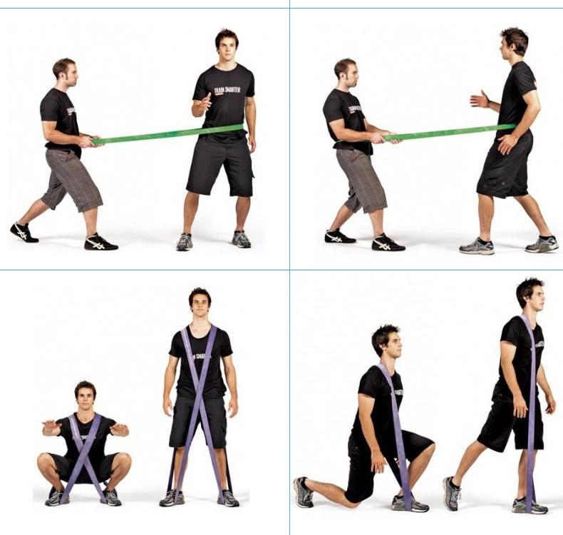 Heavy Duty Resistance Band - Fitness Resistance Bands - Training Power Resistance Bands - The Brotherhood shop