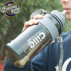 Hydro Flask Water Bottle - Large Capacity Water Bottle - Portable Outdoors - The Brotherhood shop