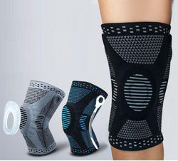Knee Support Brace - Fitness Sport Knee Sleeve - Knee Compression Sleeve - The Brotherhood shop