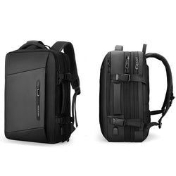 Laptop Backpack - Expandable Travel Backpack - Large Capacity Backpack - The Brotherhood shop