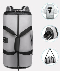 Large Capacity Travel bag - Multifunction Waterproof Backpack - The Brotherhood shop