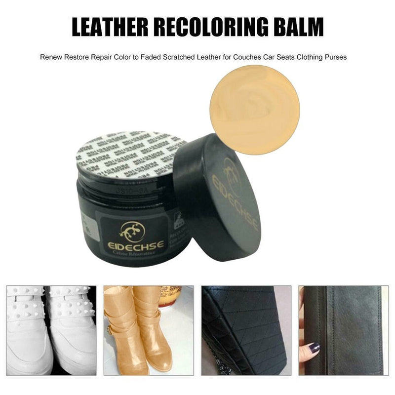 Leather Refurbishing Cleaner Repair Cream - The Brotherhood shop