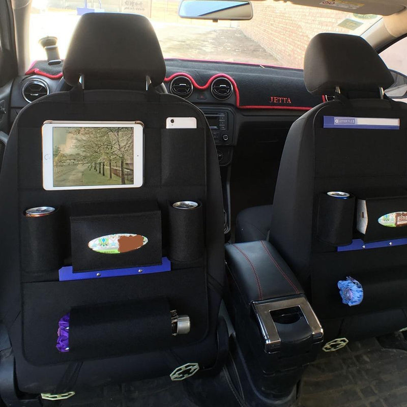 Multi Pocket Car Seat Organizer. - The Brotherhood shop