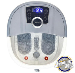 Portable Multi-function Electric Foot Spa - The Brotherhood shop