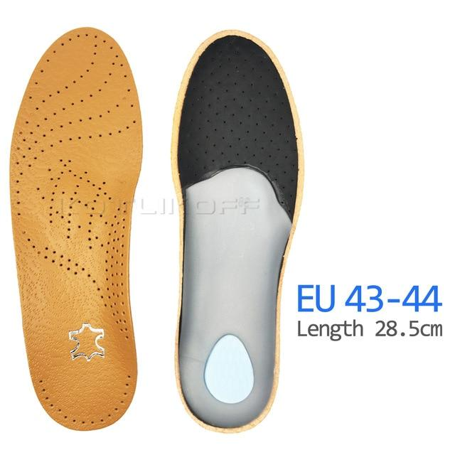 Premium Leather Orthopedic Insoles - The Brotherhood shop