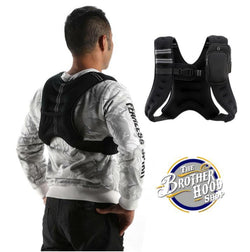 Pro Weighted Vest - The Brotherhood shop
