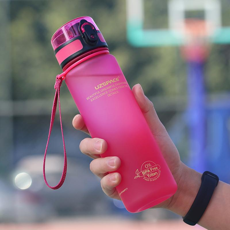 Sports Water Ergonomic Water Bottle - Large Capacity Fitness Water Bottle - The Brotherhood shop