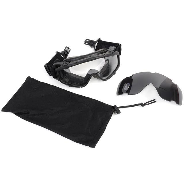 Tactical Goggles - Military Glasses - Tactical Oculos - The Brotherhood shop
