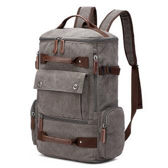 Travel Style Backpack - The Brotherhood shop