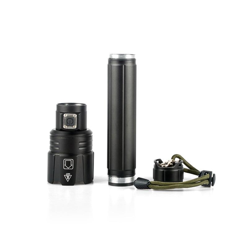 Ultra Power LED Flashlight - The Brotherhood shop