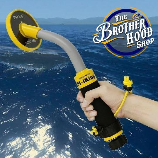 Underwater Metal Detector - Waterproof Metal Detector - Metal Detector - The Brotherhood shop