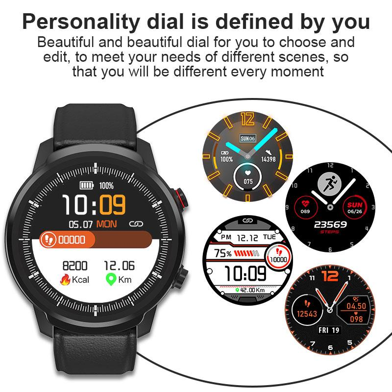 Waterproof Smartwatch - Sports Smartwatch - iOs & Android Smartwatch - The Brotherhood shop