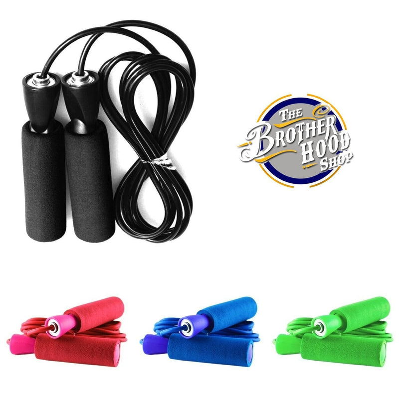 Workout Jump Ropes - Skipping Rope - Adjustable Speed Jump Rope - The Brotherhood shop