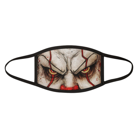 Horror | Pennywise Eyes (New) | Mixed-Fabric Face Mask