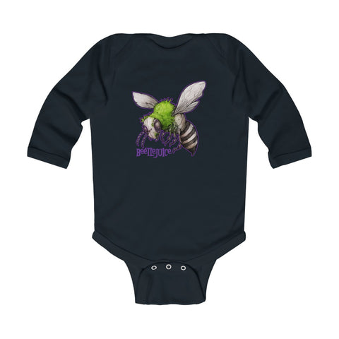 Cuddly Killers | Beeetlejuice | Infant Long Sleeve Bodysuit