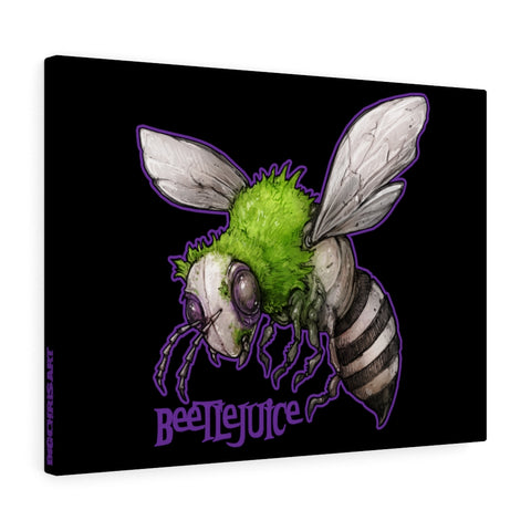 Cuddly Killers | Beetlejuice | Canvas Gallery Wraps