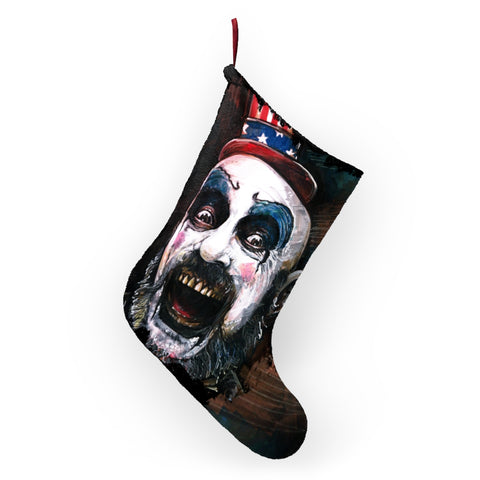 Horror | Captain Spaulding | Christmas Stockings