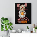Cuddly Killers | Jason Voorcheese | Canvas Gallery Wraps