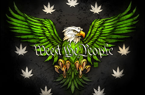 Weed the People - 11x17 Print