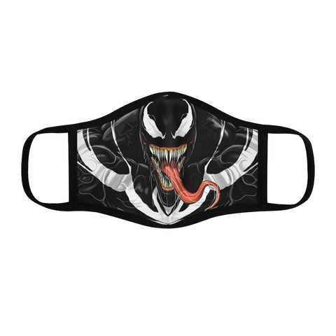 Terry Huddleston | Venom II | Fitted Polyester Face Mask