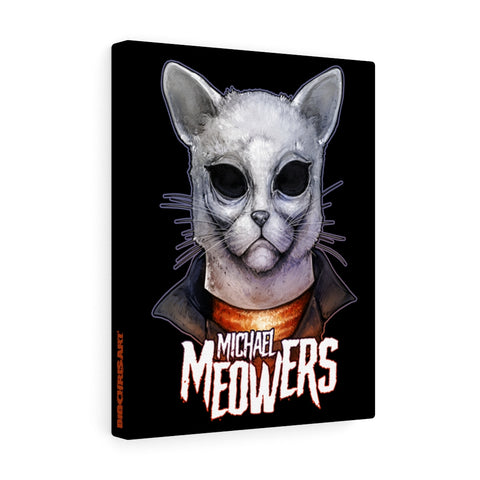 Cuddly Killers | Michael Meowers | Canvas Gallery Wraps